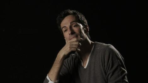 José Carlos Martínez durante su entrevista para Los Cuatro Elementos