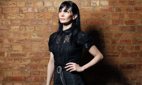 Tamara Rojo, artistic director of the English National Ballet. Photograph: Katherine Anne Rose for the Observer